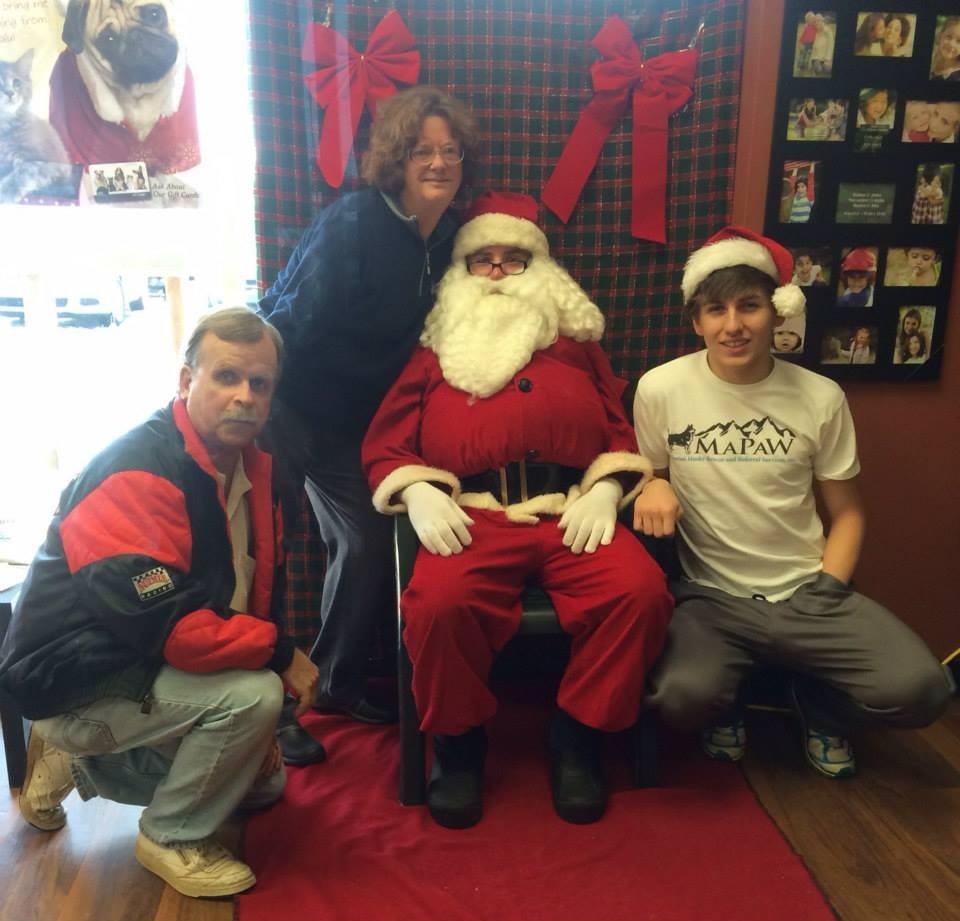 Bob, Bobby & Santa