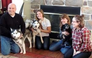 Nika's adoption